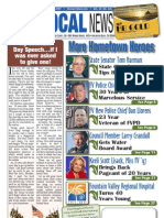 The Local News — November 01, 2011