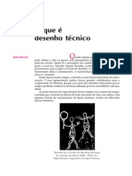 Apostila Completa Sobre Desenho Técnico - TELECURSO 2000 - Parte 1