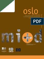 422 Manual Oslo Indicadores Ciencia y Tecnologia
