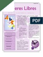 Mujeres Libres_Boletina N°1