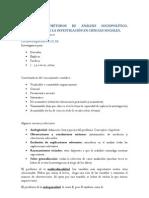 ESCUELA DE MÉTODOS DE ANÁLISIS SOCIOPOLÍTICO