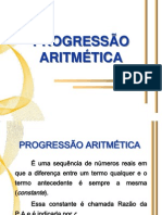 PROGRESSÃO ARITMÉTICA_01