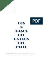 Los 8 Pasos Del Patron Del Exito