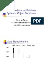 Database Programing