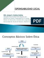 Etica y Responsabilidad Legal