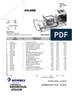 S5206GS-HYD Spec Sheet