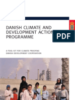 Climate Action Programme