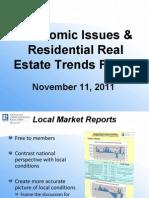 2011 Residential Real Estate Economic Forum