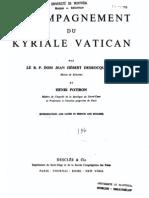 Desrocquettes Et Potiron- Kyriale