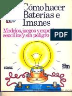 baterias e imanes