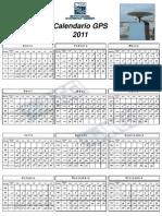 Calendario ITRF92 - 2011