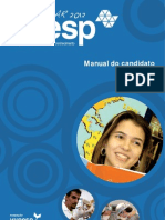 Manual Do Candidato UNESP