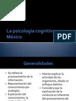 La psicología cognitiva en México