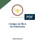 Codigo Etica Enfermeras AEN