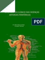 Diagnóstico clínico das doenças art periféricas