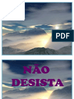 DESISTIR NUNCA (1)