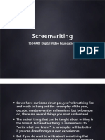 03 Screenwriting