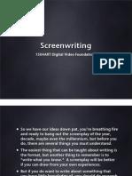 03 Screenwriting