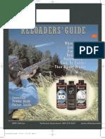 Alliant Powder-Reload-guide 2005 Catalog