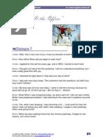Free English Lesson7