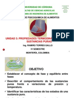 1-3-Propiededes Termodinamicas de Las Sustancias Puras