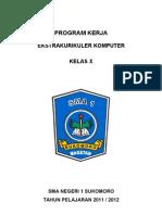 Program Kerja Ekstra Komputer 2011-2012 x