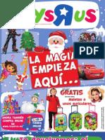 Catalogo ToysRus Espana Navidad 2011