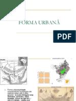 10 Morfologie Urbana - Forma Urbana