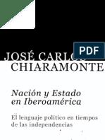 J. C. Chiaramonte- La formación de los estados nacionales en iberoamérica
