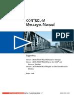 CONTROL-M Messages Manual
