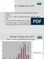 Bearings -Training Course 2002