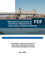 East River Waterfront Conditions Survey Report 6.10.09