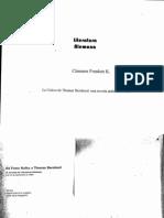 Franken, Clemens - La Calera de Thomas Bernhard, Una Novela Antidetectivesca