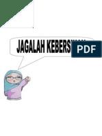 JAGALAH KEBERSIHAN