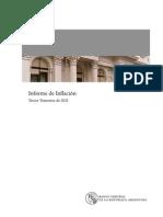 Informe de Inflaci¢n III-11 version online