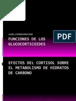 Funciones de Los Glucocorticoides