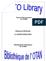 Nato Irregular Warfare Bibliography