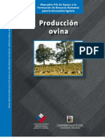 Produccion ovina