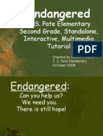 Endangered Tutorial With Templates 2 Recovery Second Time