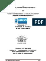 Demat Project Report