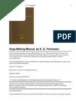 Soap Making Manual
