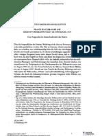 1997 Hartmann - Franz Halder und die Kriegsvorbereitungen im Frühjahr 1939