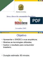 Sindec - SouJava