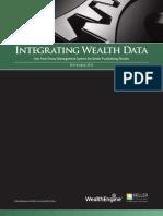2011 Integrating Wealth Data Whitepaper Web