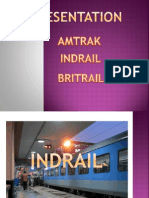 Amtrak Indrail Britrail
