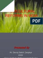 53211076 Agricultural Reform in India Zarapkar