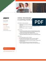 Orbitz Case Study