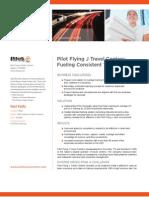 Pilot Flying J Case Study