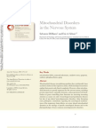 Mitochondrial Disorders in Neurons 2008