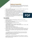 Creating AP Checks in Oracle R12